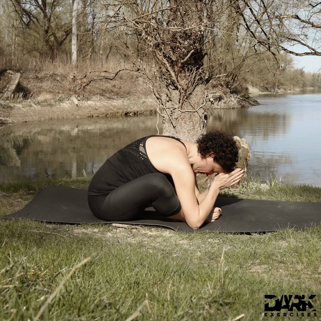 Yin Yoga with Insomnium - Butterfly Pose