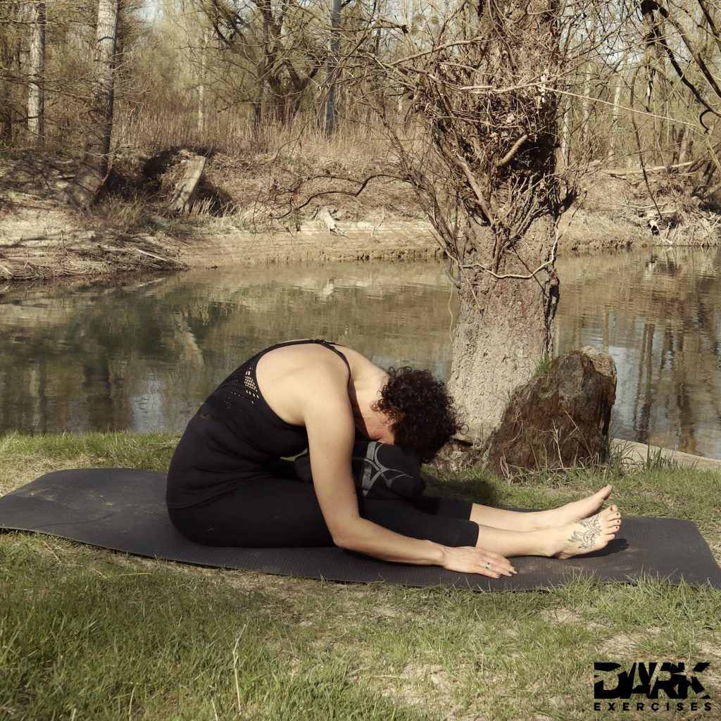 Yin Yoga mit Insomnium - Raupe