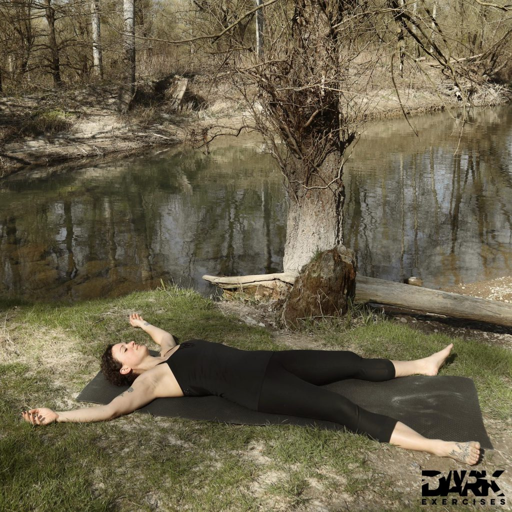 Yin Yoga with Insomnium - Pentagram Pose