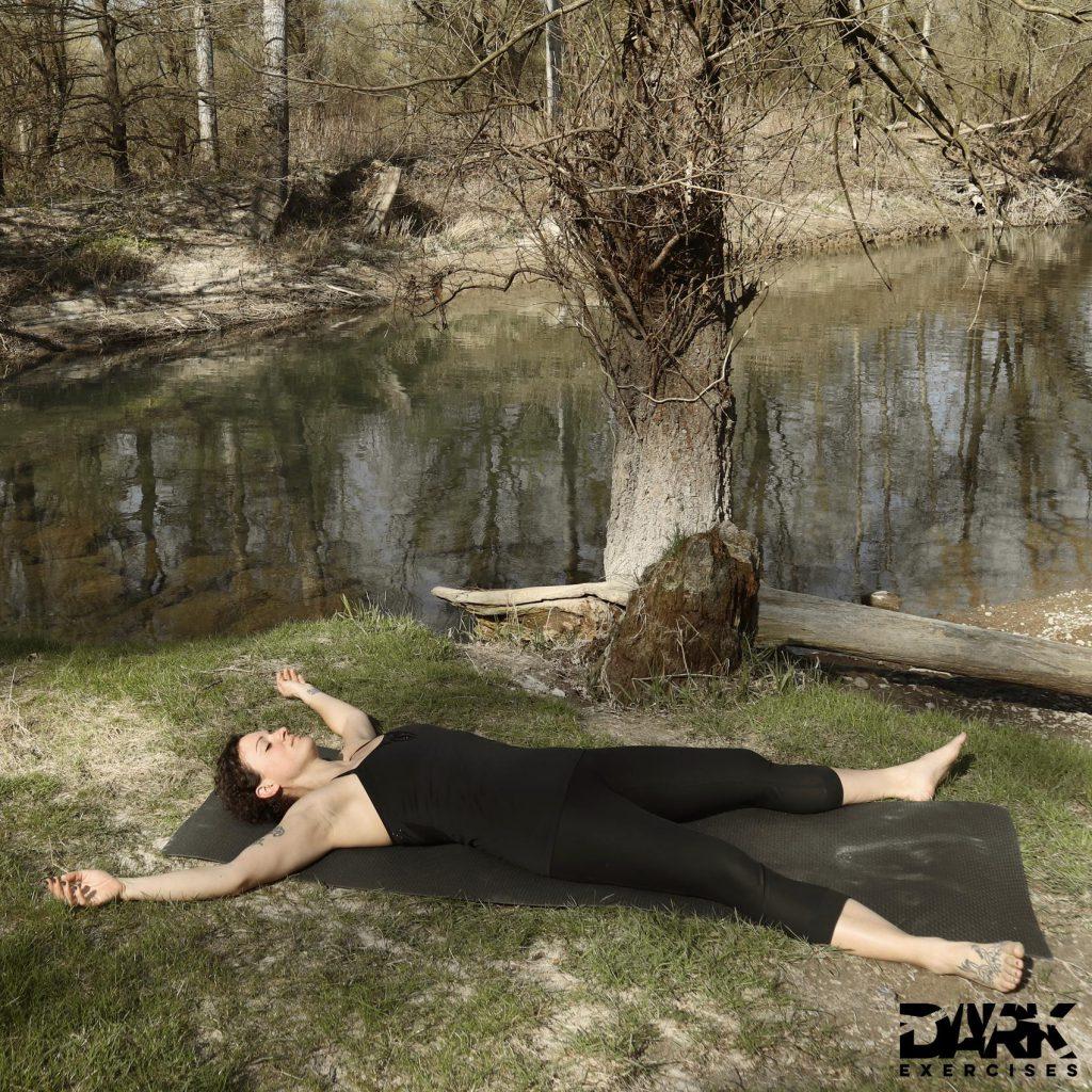 Yin Yoga mit Insomnium - Pentagram