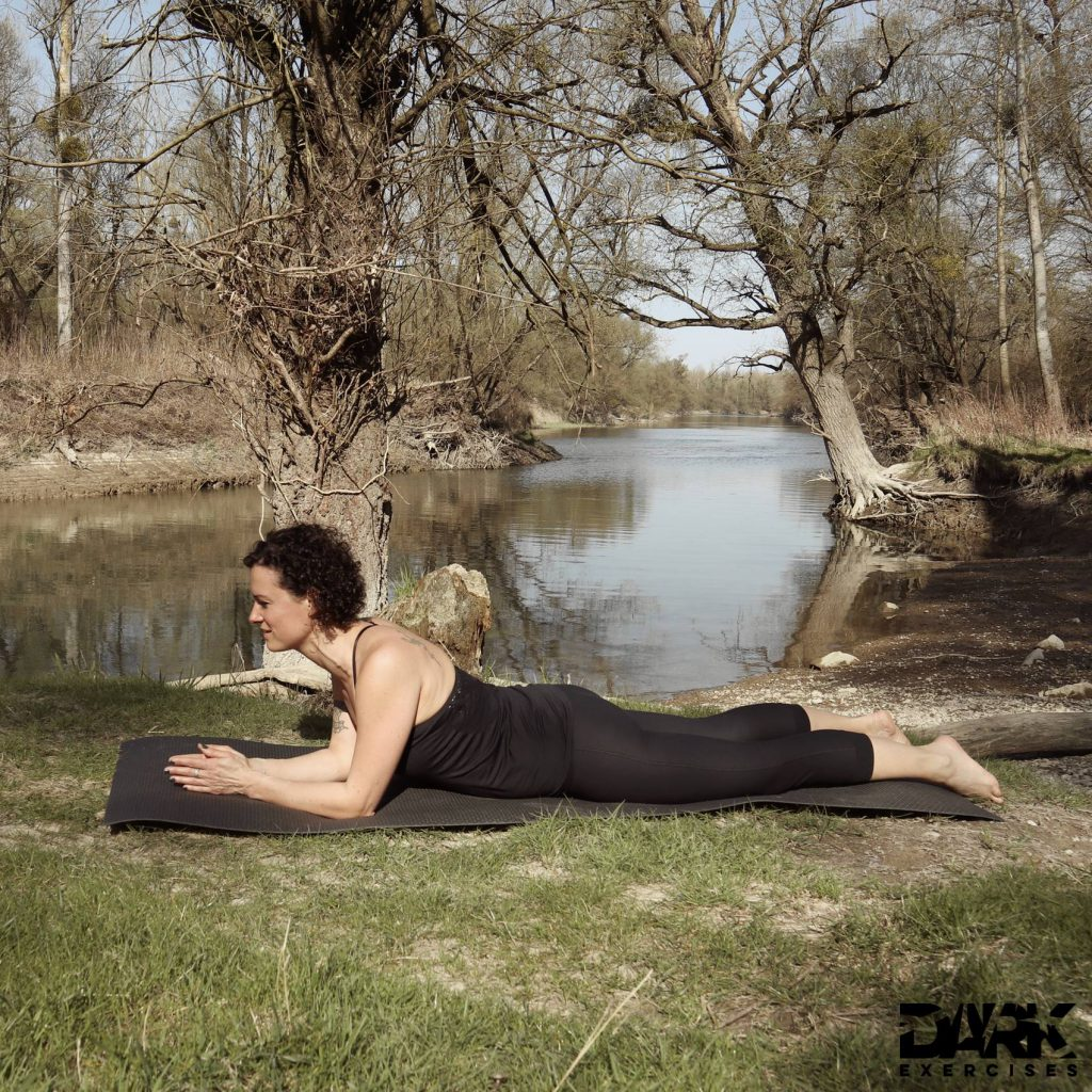 Yin Yoga with Insomnium - Sphinx Pose