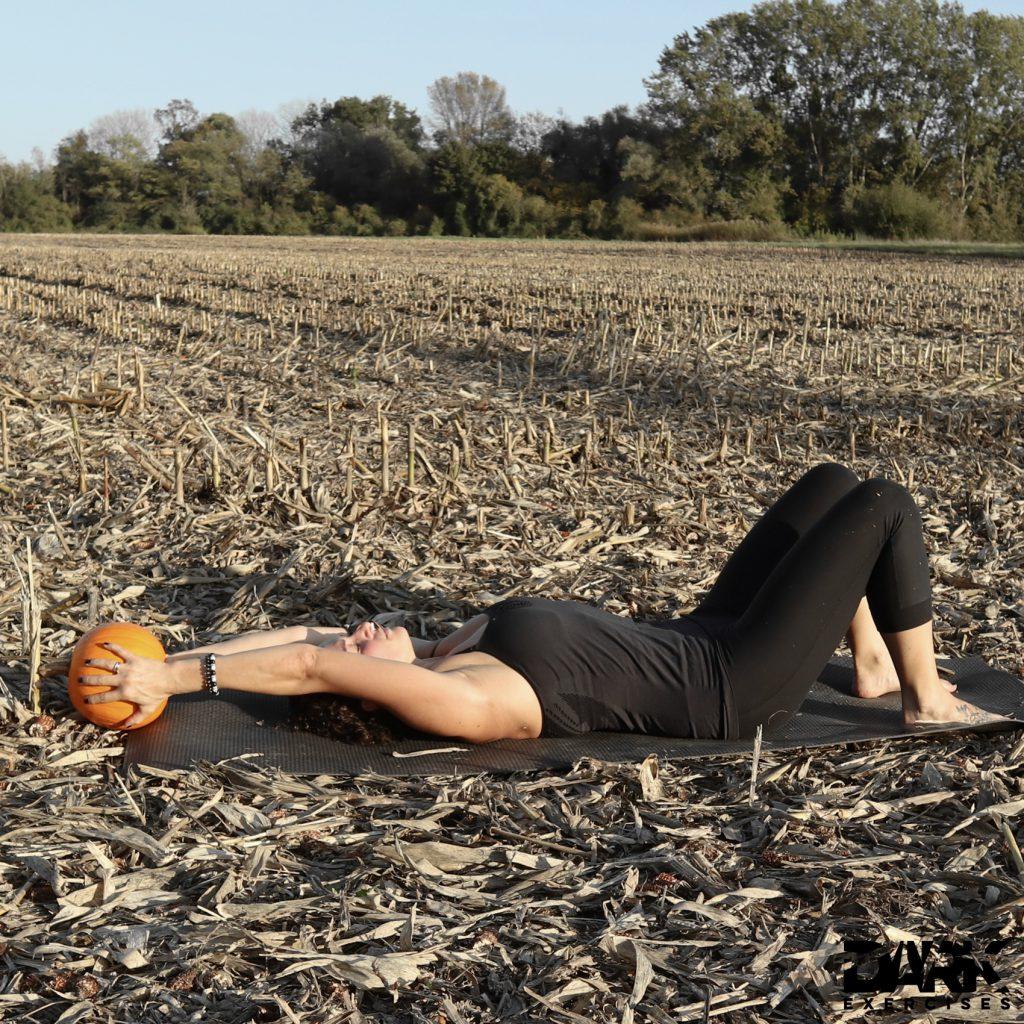Pumpkin Pull Over