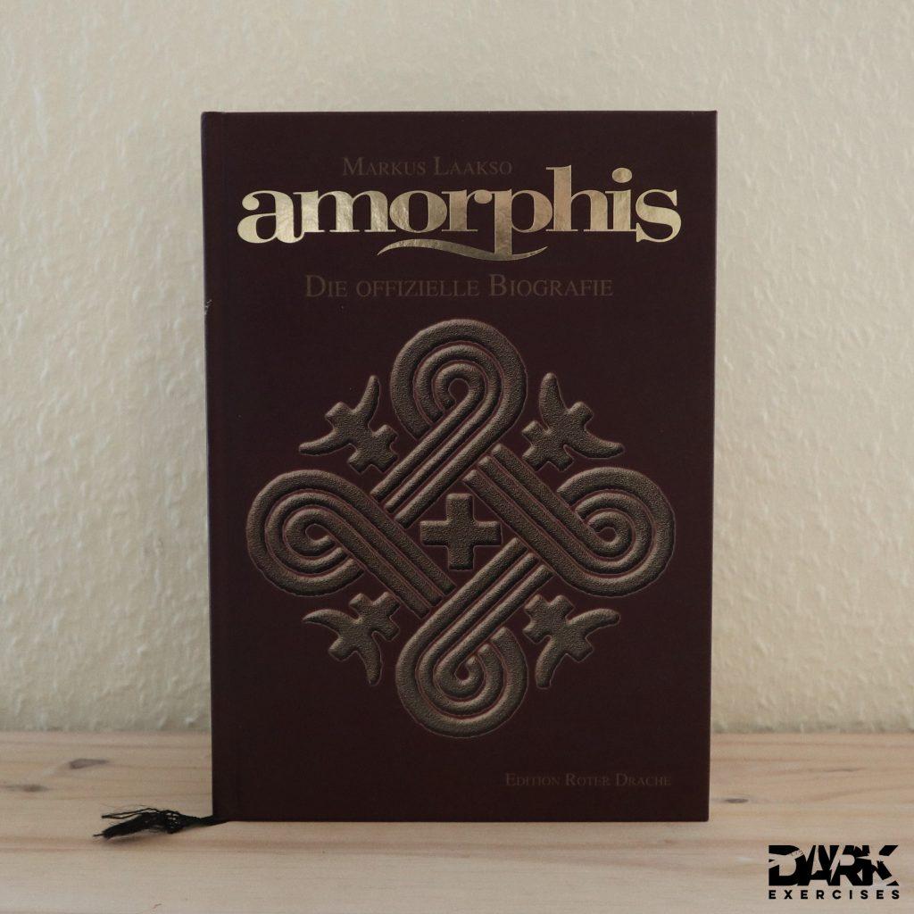 """Markus Laakso  """"Amorphis : Die Biografie"""""""