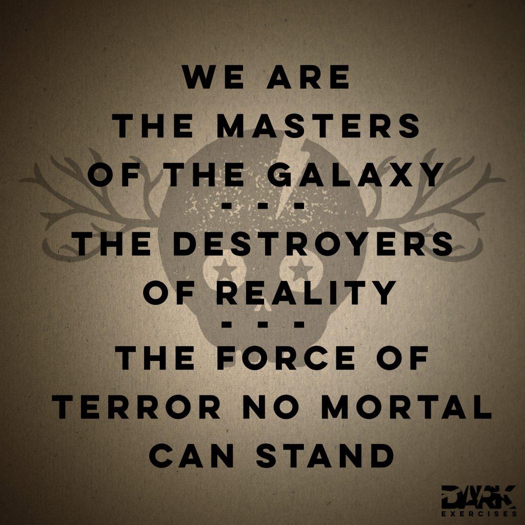 Gloryhammer Lyrics - The Masters of the Galaxy