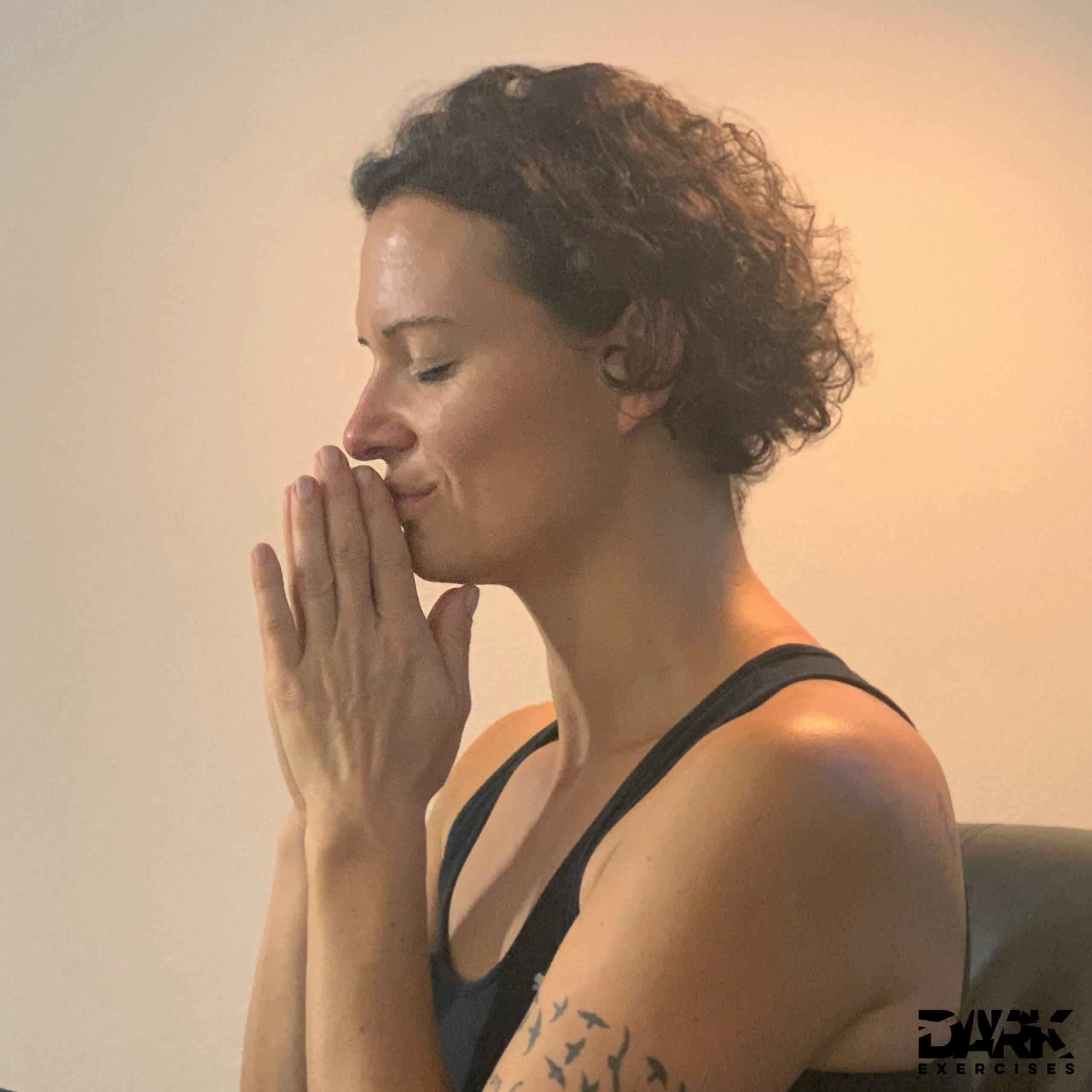 Sabine Kālīpriyā dark exercises kali yoga