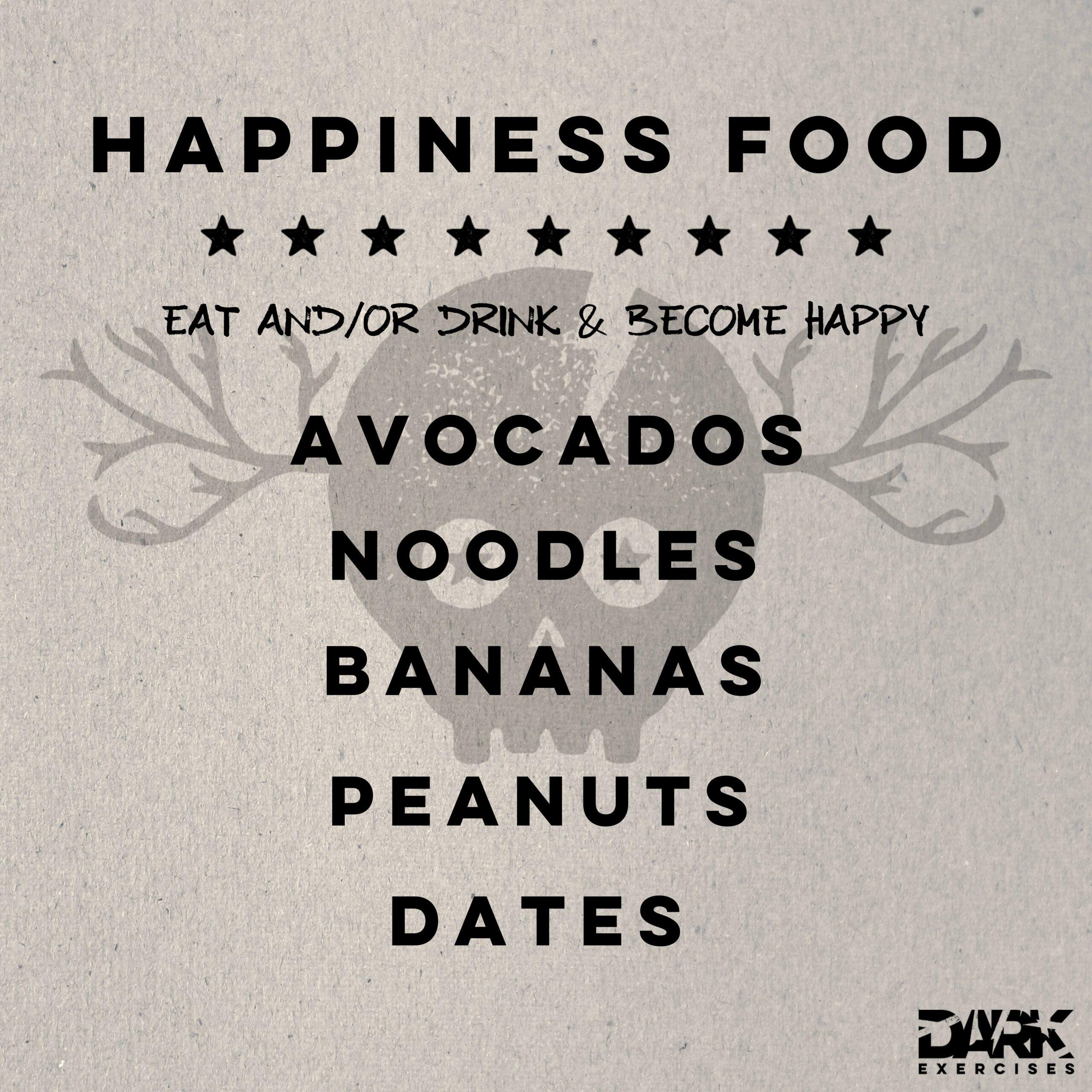 Happiness Food