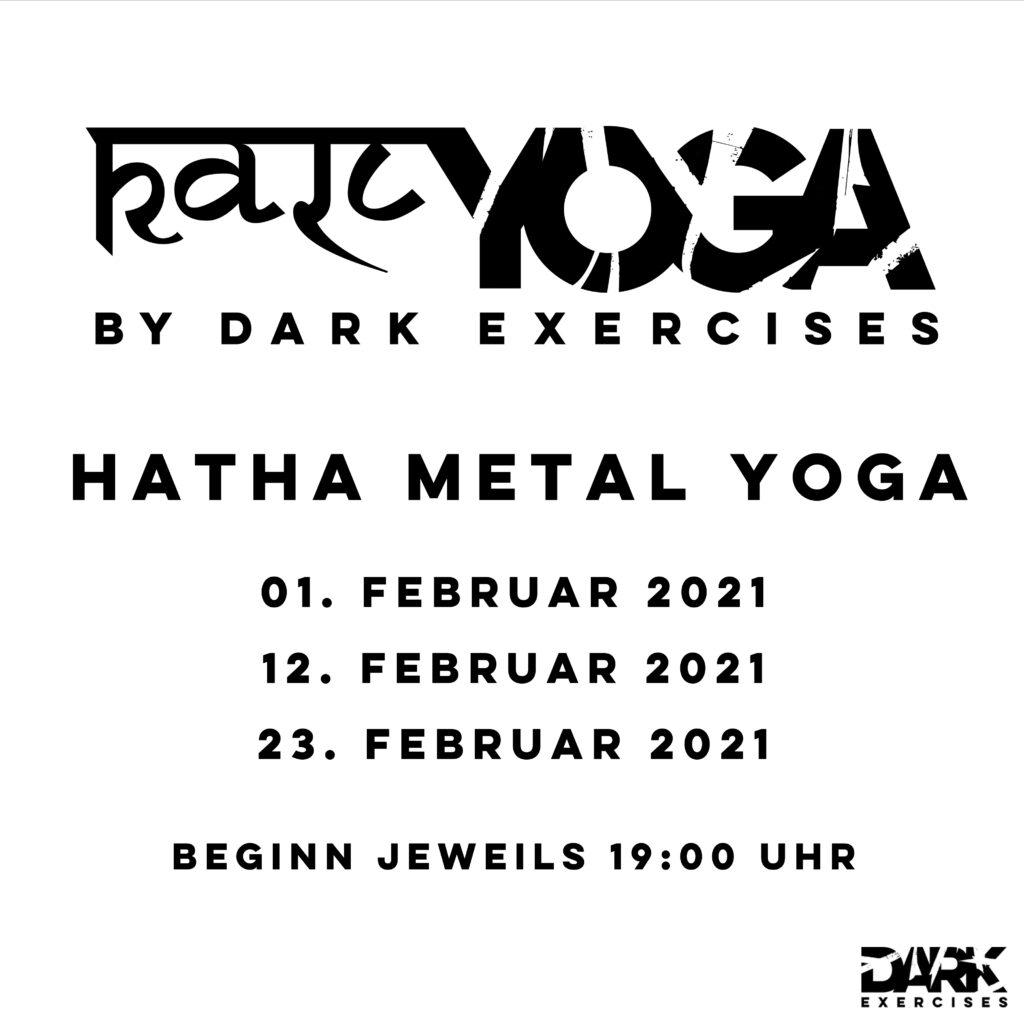 Playlist HATHA METAL YOGA Kālī Metal Yoga : Kālī Ma