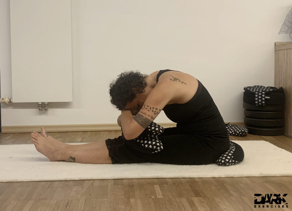 Patience & Devotion - Yin Yoga for more Patience - Caterpillar