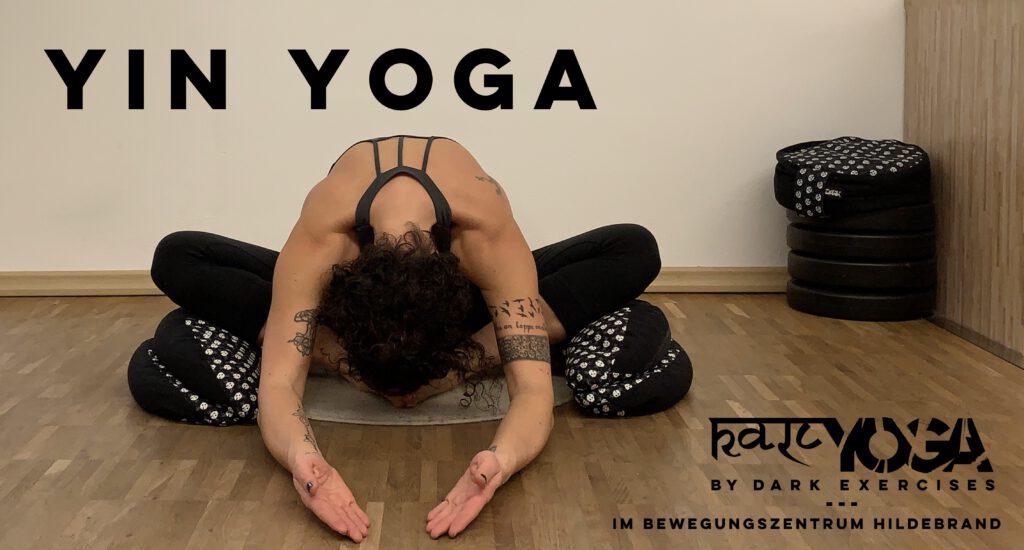 kali yoga by dark exercises yin yoga
