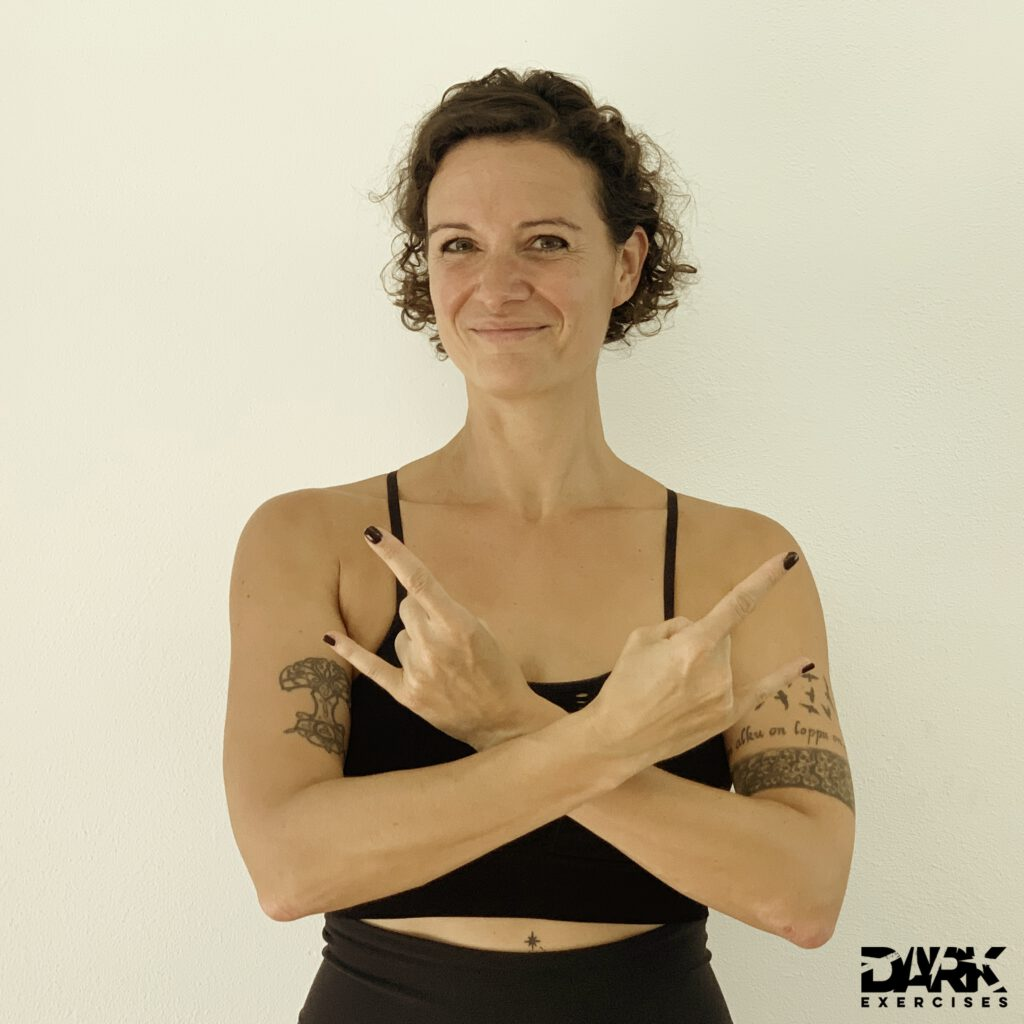 online metal yoga kali yoga hatha und yin by dark exercises